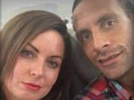 Rio Ferdinand reveals his heartache after wife Rebecca's cancer death aged just 34: 'I felt guilty that I was letting the club down'