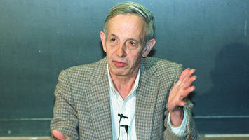 A Beautiful Mind Mathematician John Nash Killed in Car Accident